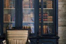 Book cabinets I like