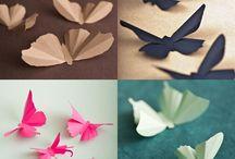 pillangók / dísz