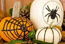 Halloween  zucche & co. / Le zucche più glamour e sorprendenti.