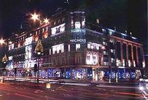 Londres (visites et shopping)