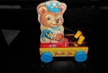 Toys Toys Toys / by Aubrey Morrow