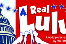 """A REAL LULU / Photos from the 2015 production of Paul Slade Smith's world premiere comedy """"A Real Lulu"""". / by Peninsula Players Theatre"""