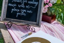 Music Themed events / Love music?  Met at a concert?  Have music themed event!