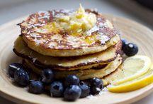Crumpets pancakes