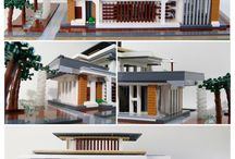 LEGO - Architecture / All kinds of LEGO Architecture MOC's