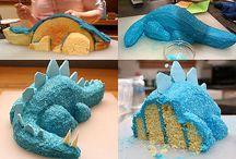 Harry's dinosaur party