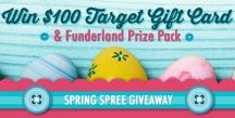 Enter to Win Giveaways / We're always looking for ways to spread the love and fun! Check us out regularly for monthly giveaways on our Facebook page!  https://www.facebook.com/FunderlandPark / by Funderland Amusement Park