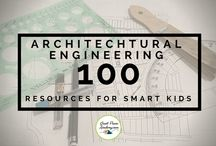 Architecture for Homeschool / Lesson plans, unit studies, books, bios, famous buildings, games, and curriculum for homeschool and unschooling