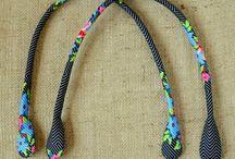 Bag making accessories / Handles, fasteners etc