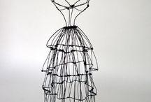 Dress forms / by MADAMESAMM