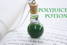 HP Potion Necklaces