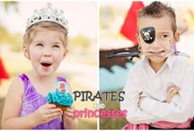 Birthdays: Pirate Princess Party / by T R