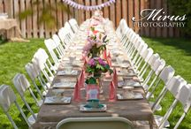 i dos and baby coos / wedding showers, baby showers, engagement showers and party planning ideas