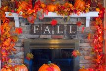 fall /Halloween/ thanksgiving  / by Melissa Cradic