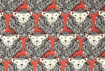 Terrific Textiles / by Katie Lee
