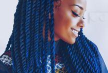 box braids || inspiration