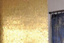 decoracion con metales de paredes