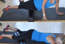 Stretches and exercises / by Shareen Webb