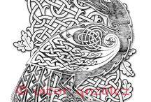 Кельтский дизайн