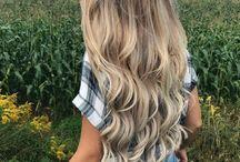 blondie hair
