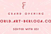 world.art-berloga.com / Welcome to the website of soft relations Bureau - Art-berloga.