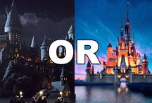 Would you rather/Quizzes