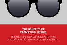 Benefits of Transition Lenses / Wondering what the benefits of transition lenses are? Look no further.