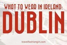 Ireland clothing