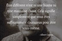 Proverbes & citations