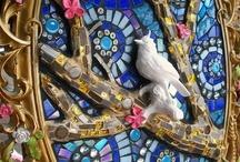 mosaics & lead light