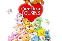 Care Bears Cousins