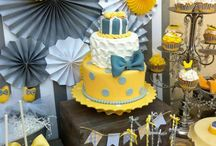 My Little Mans Birthday / Birthday party ideas