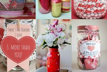 Valentine's Day / Easy, creative recipes, crafts, and ideas related to Valentine's Day