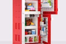 Lego Refrigerator