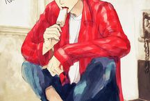 my Fan ART / iKON WINNER BlockB FanArt