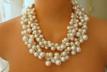 B-did Pearls and wedding jewelry / by I'm Loving Beads Nancy Gound