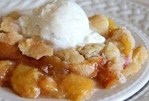 Food - Pies/Tarts/Cobblers / by Susan Torrington