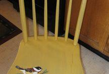 chaise 2oiseau