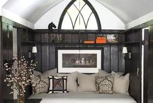 Woman Cave/Diva Den / We always talk about the Man Cave but what about YOUR private space. What do you dream of?
