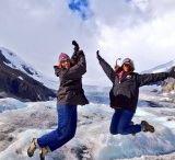 Alberta, Canada Me / Exploring the breathtaking beauty of Alberta, Canada! #Banff #Jasper #Glaciers #Mountains #Hiking #Horsebackriding #Bears