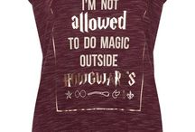 Harry Potter / Celebrating the ever-enduring magic of the witches and wizards of Harry Potter