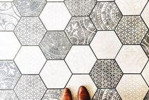 Tendances Planchers Céramique / Découvrez des nouveautés et des idées d'inspiration pour les planchers de céramique.