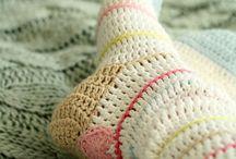 Вязание. Носки