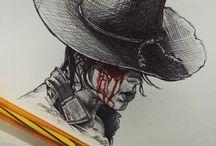 twd drawing