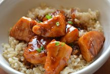 Chinese food / by Jennifer Zamora