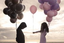Balloons / by Indiana Chick
