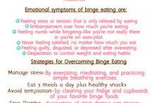Binge eating disorder/hyperphagie