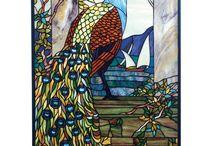 inspiracje - witraże (stained glass)