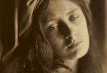 Julia Margaret Cameron / I was recently gifted with a 1975 book called The Cameron Collection, An Album of Photographs by Julia Margaret Cameron presented to Sir John Herschel in association with the National Portrait Gallery, London. I did not personally know of her work but in seeing the images, some of them are familiar to me. http://en.wikipedia.org/wiki/Julia_Margaret_Cameron