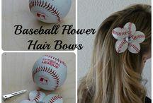 baseball/softball / by Dawn Nichols